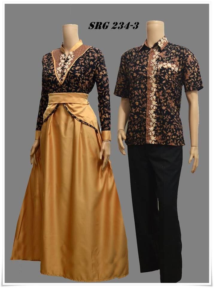 Baju Batik  AllBatik  Pinterest