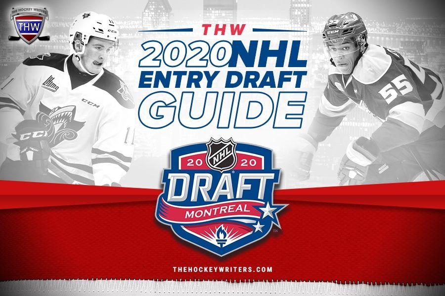 2020 Nhl Draft Guide Https Thehockeywriters Com 2020 Nhl Draft Guide In 2020 Nhl National Hockey League Nhl News