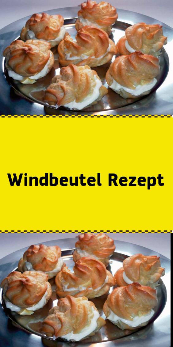 Windbeutel Rezept #foodporn