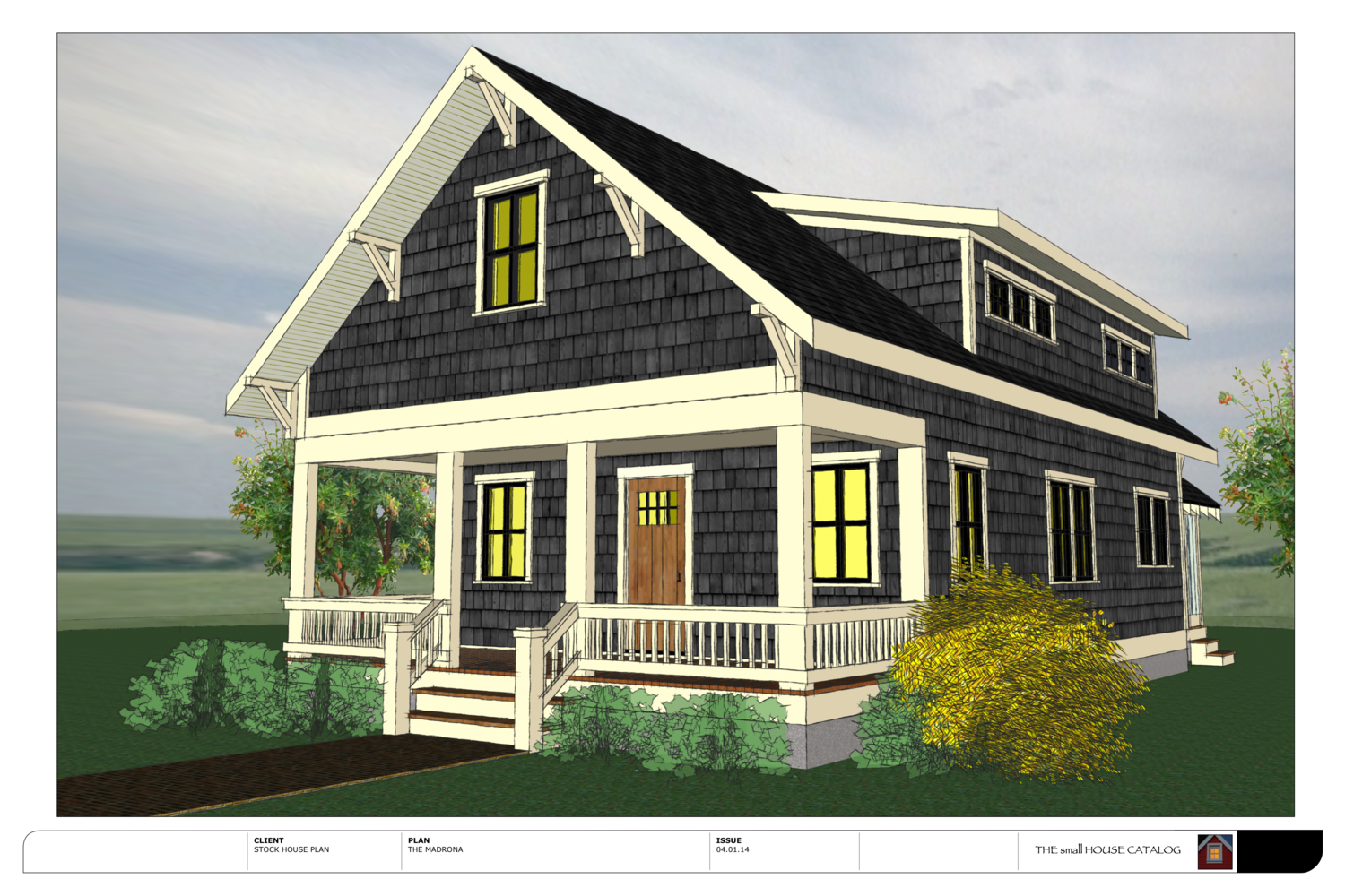 Eplans House Plan Designed to be part