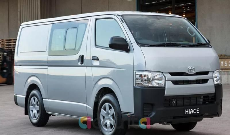 Toyota Hiace We Are Here To Provide You Best Car Rental Services