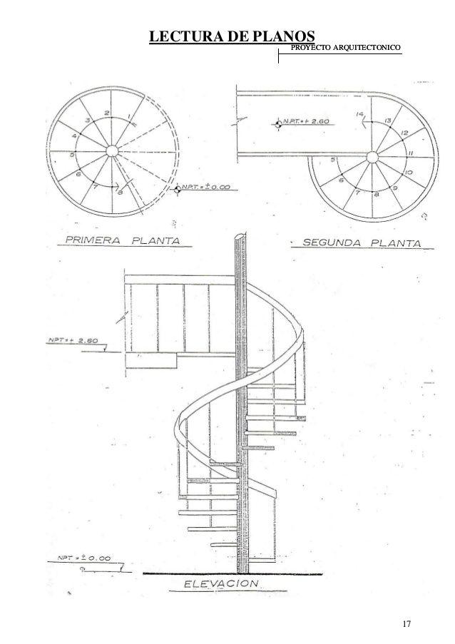 46122487 Lectura De Planos Planos Dibujo De Planos Planos Arquitectonicos