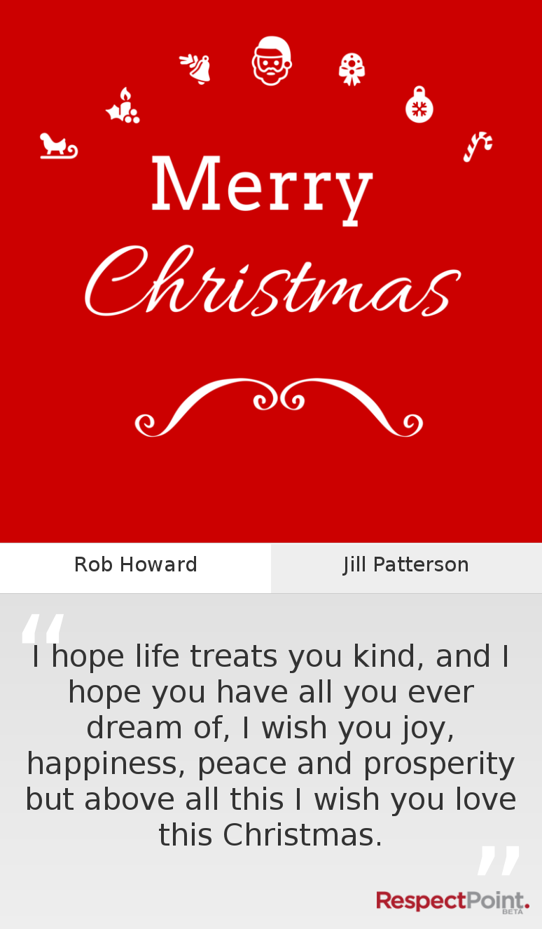 Respectpoint People Are Great Christmas Quotes Merry Christmas And Happy New Year Merry Christmas Everyone