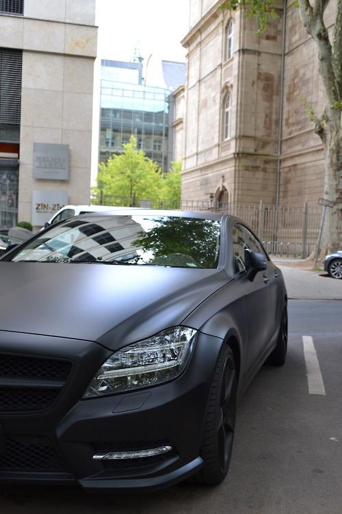 Mercedes cls 63 amg - Mate