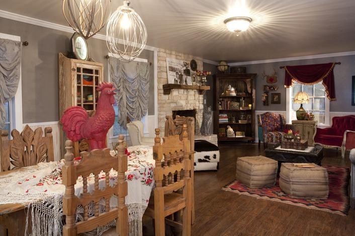Pin On Inspiring Interiors Junk gypsy living room ideas