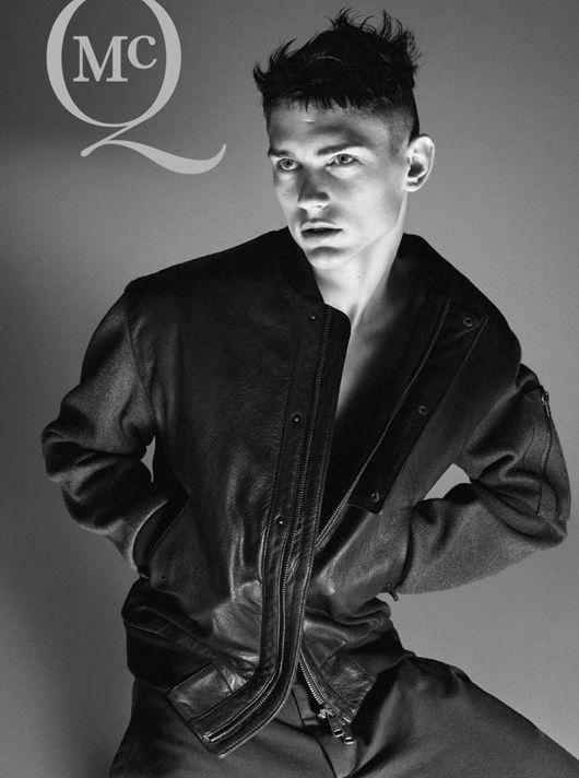 McQ A/W '12 |Arthur Gosse | David Sims