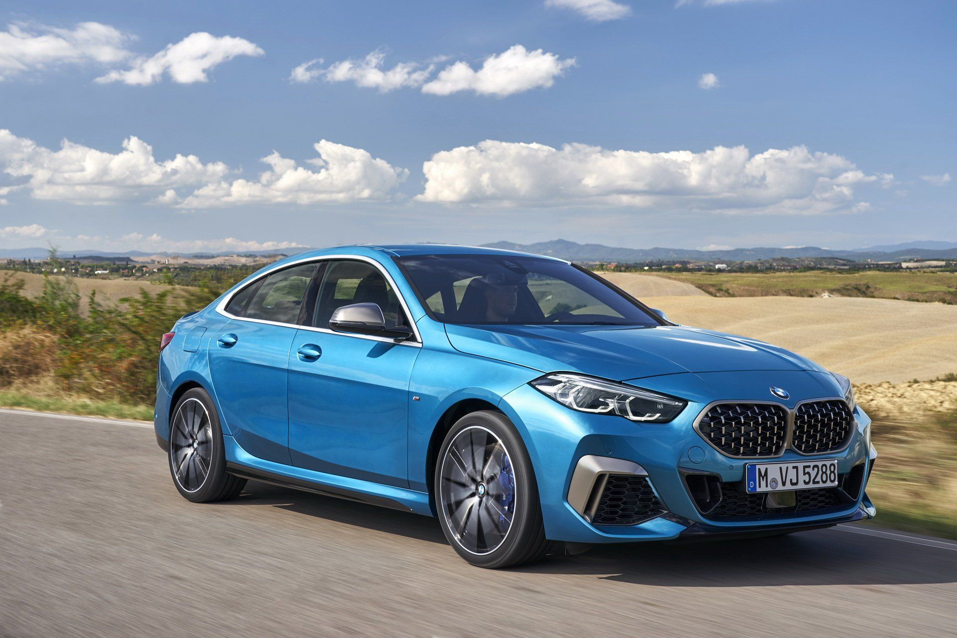 Bmw 2 Series Gran Coupe Is Official With M235i Xdrive Packing 225