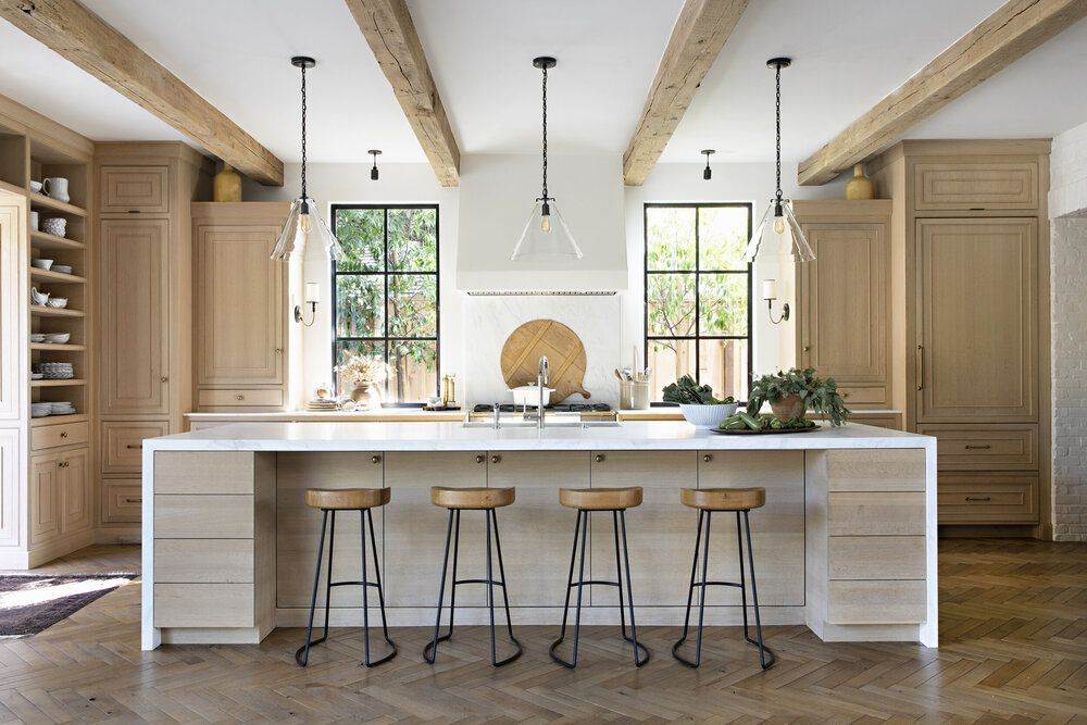 a california house tour that makes you dream of a portugal beach house in 2020 indoor outdoor on outdoor kitchen natural id=36450