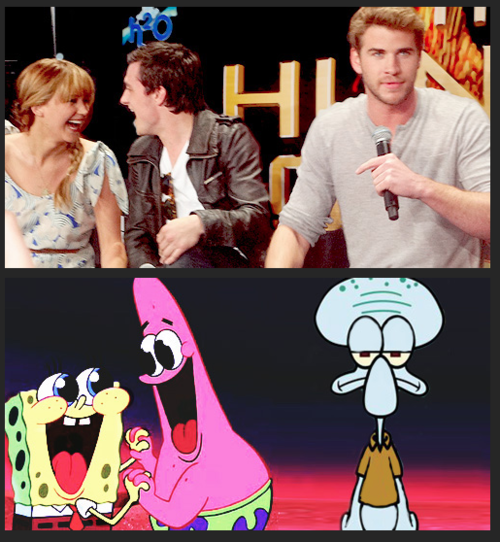 that's right gale. you outcast, you.
