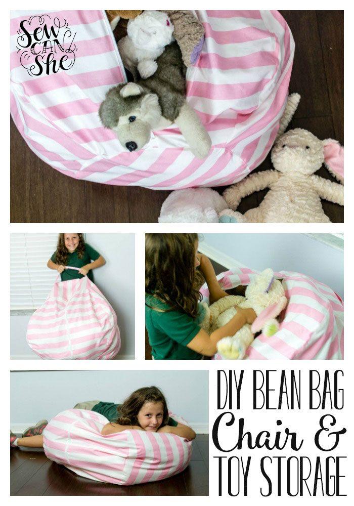 Amazing Bean Bag Chair Pattern
