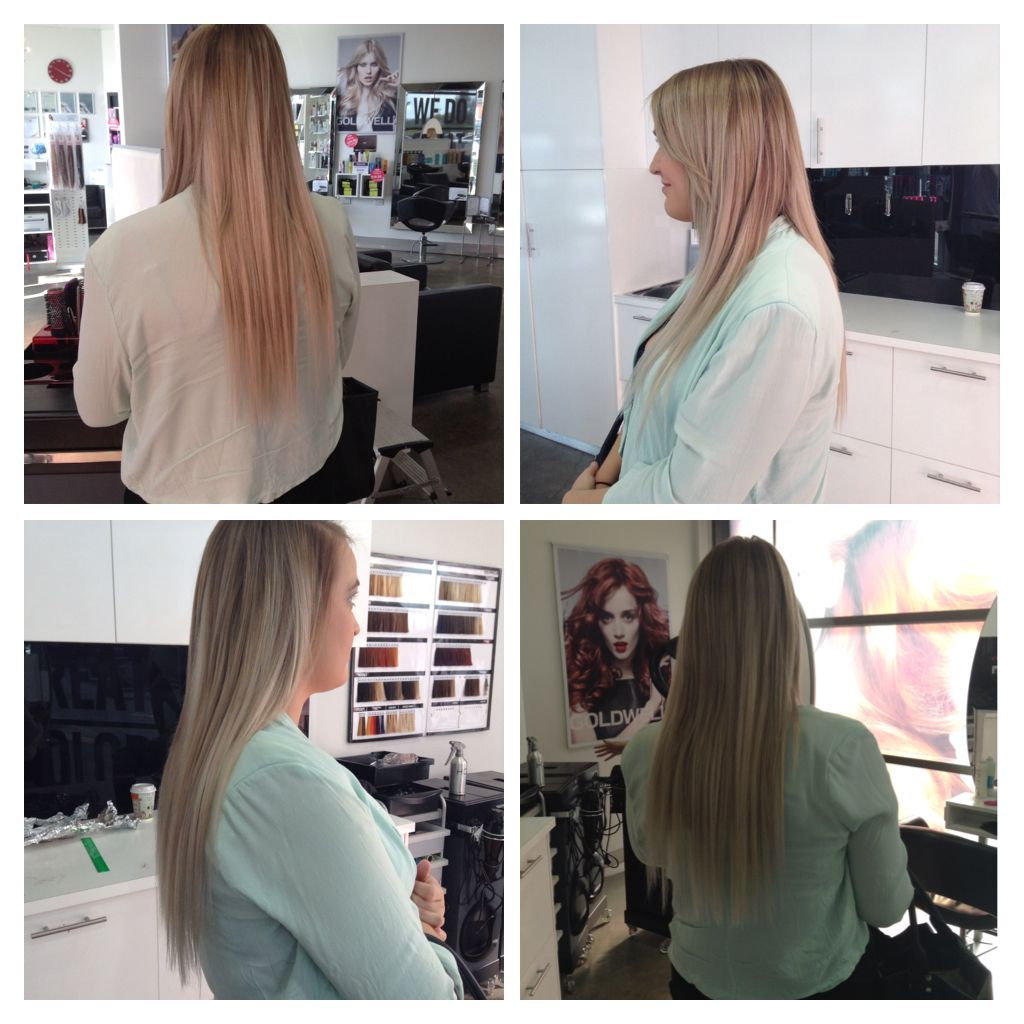Showpony Extensions 20 Tape By Cassie T Extensions Show Pony