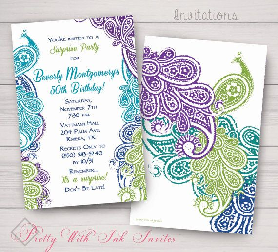 6x9 Wedding Invitation Envelopes: THIS DESIGN