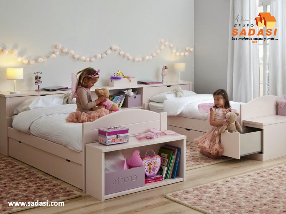 Decoracion las mejores casas de m xico las camas gemelas for Cuarto que toda army quiere tener