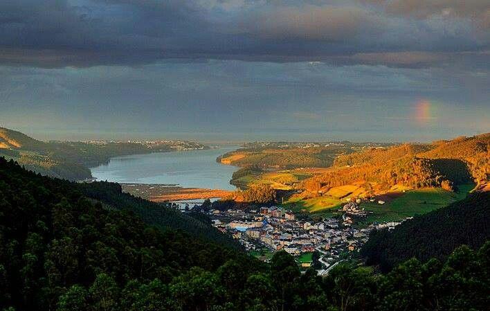 Vegadeo, Asturias.