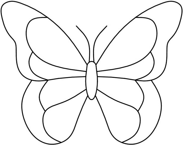 Clever image in butterfly patterns printable