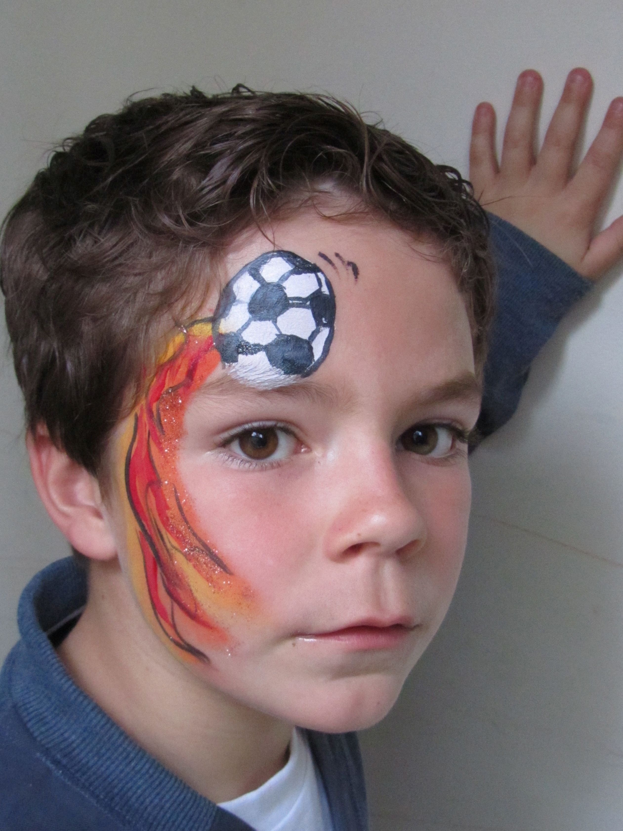 simple face painting designs for kids easy face panting pinterest face painting designs. Black Bedroom Furniture Sets. Home Design Ideas