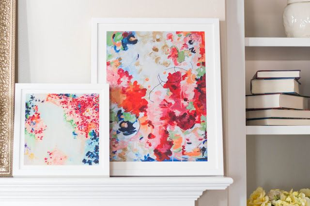 Do it yourself divas how to display art work with minted do it yourself divas how to display art work with minted stephs home solutioingenieria Choice Image