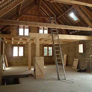 Rénovation grange : guides explicatifs, prix estimatifs | Mezzanine ...
