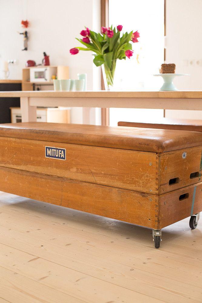 Turnmöbel, Truhe, Turnkasten Haus Pinterest DIY furniture