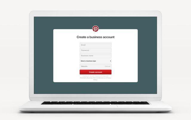 Как создать бизнес-аккаунт в Pinterest без регистрации ...