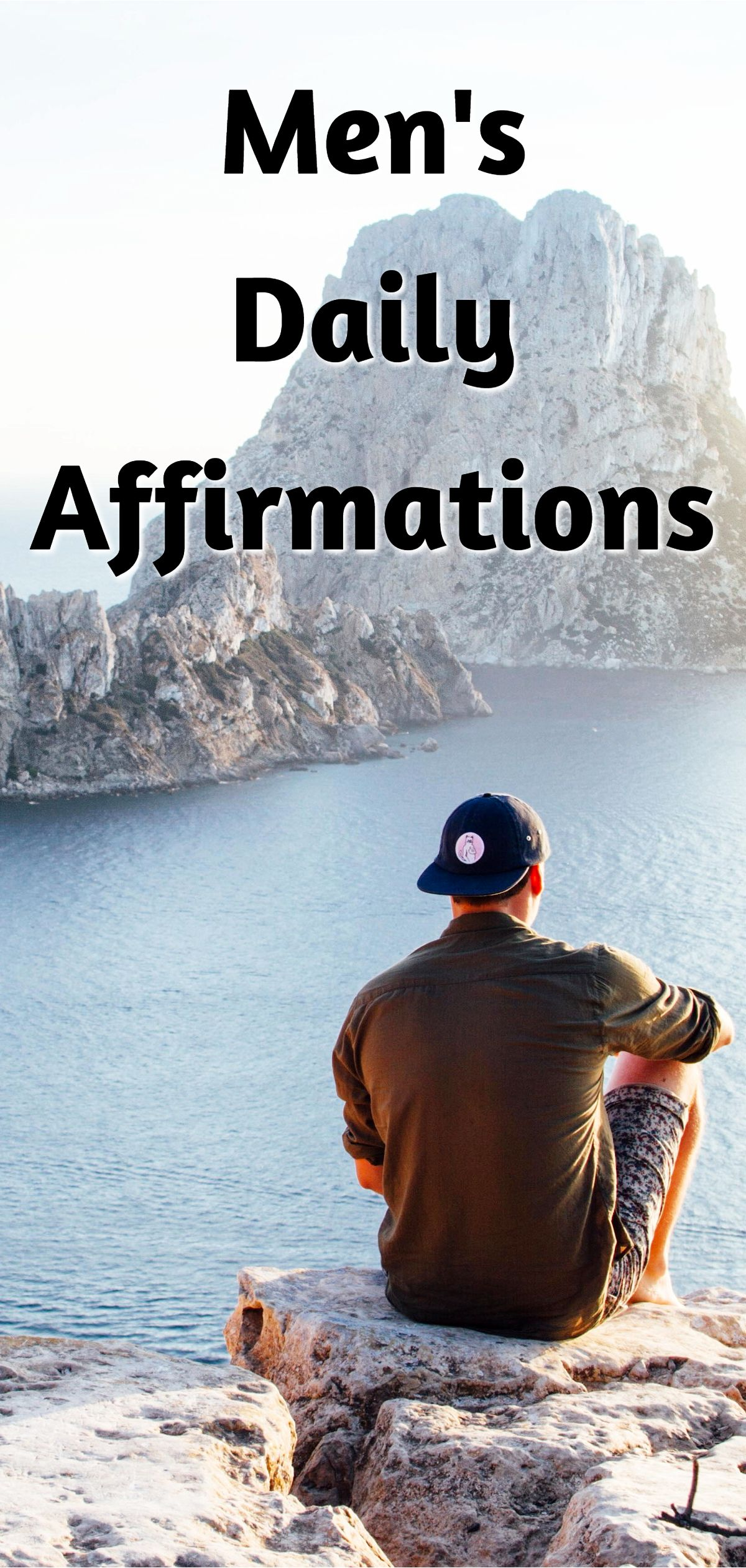 Pin On Affirmations For Men