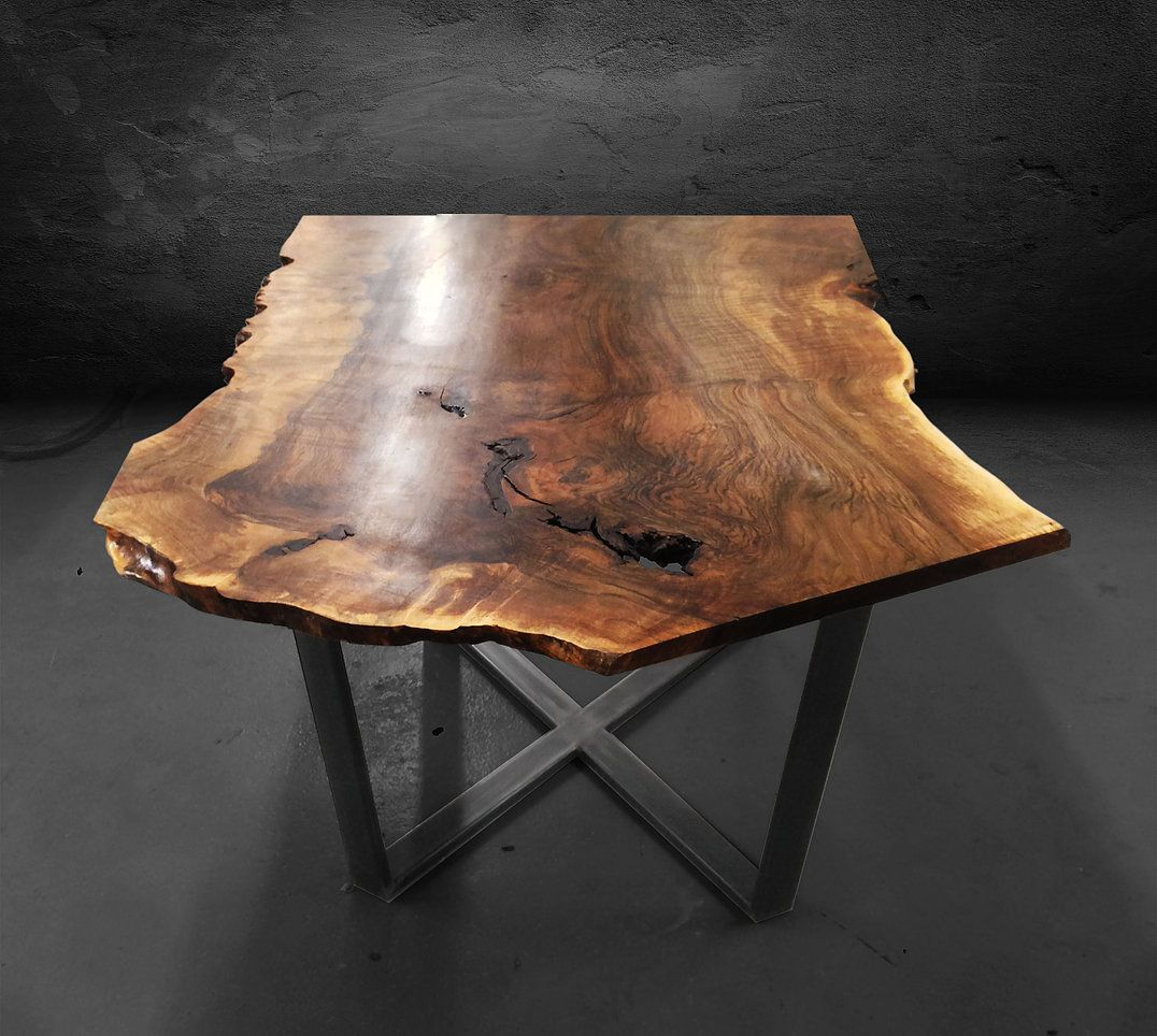 Custom Made, Live Edge Tables, Reclaimed Wood Furniture, Tables And Desks  Made From