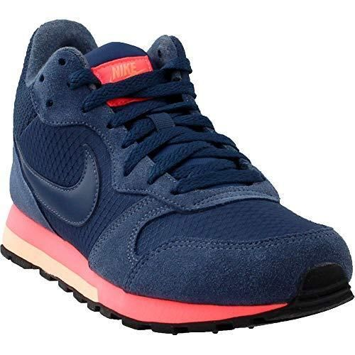2fdd868136a6f NIKE Womens MD Runner MID hi top Trainers 807172 Sneakers Shoes Squadron  Blue  fashion  clothing  shoes  accessories  otherclothingshoesaccessories  (ebay ...