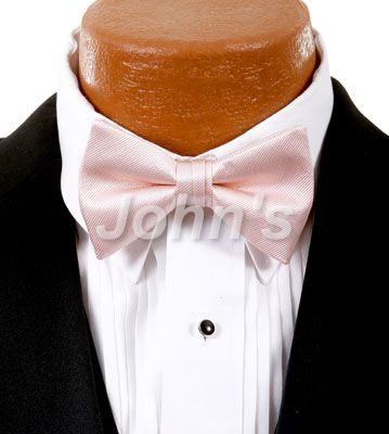 Blossom Simply Solid Bow Tie