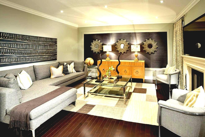 Recessed Lighting For Basement Family Room With Hdtv Above Best Living Room Design Lounge Room Design Family Room Walls