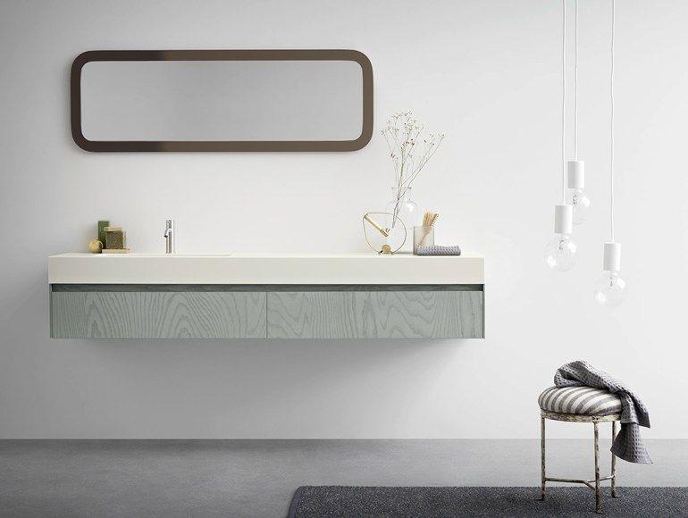 Cassetti bagno ~ Moode mobile lavabo con cassetti by rexa design design monica