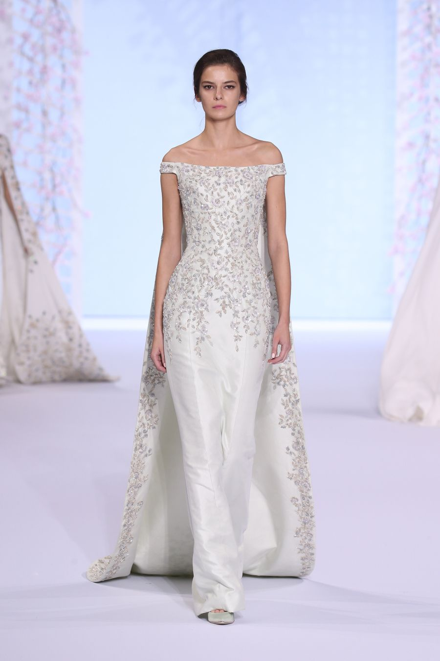Weddingworthy dresses straight from the paris couture runways