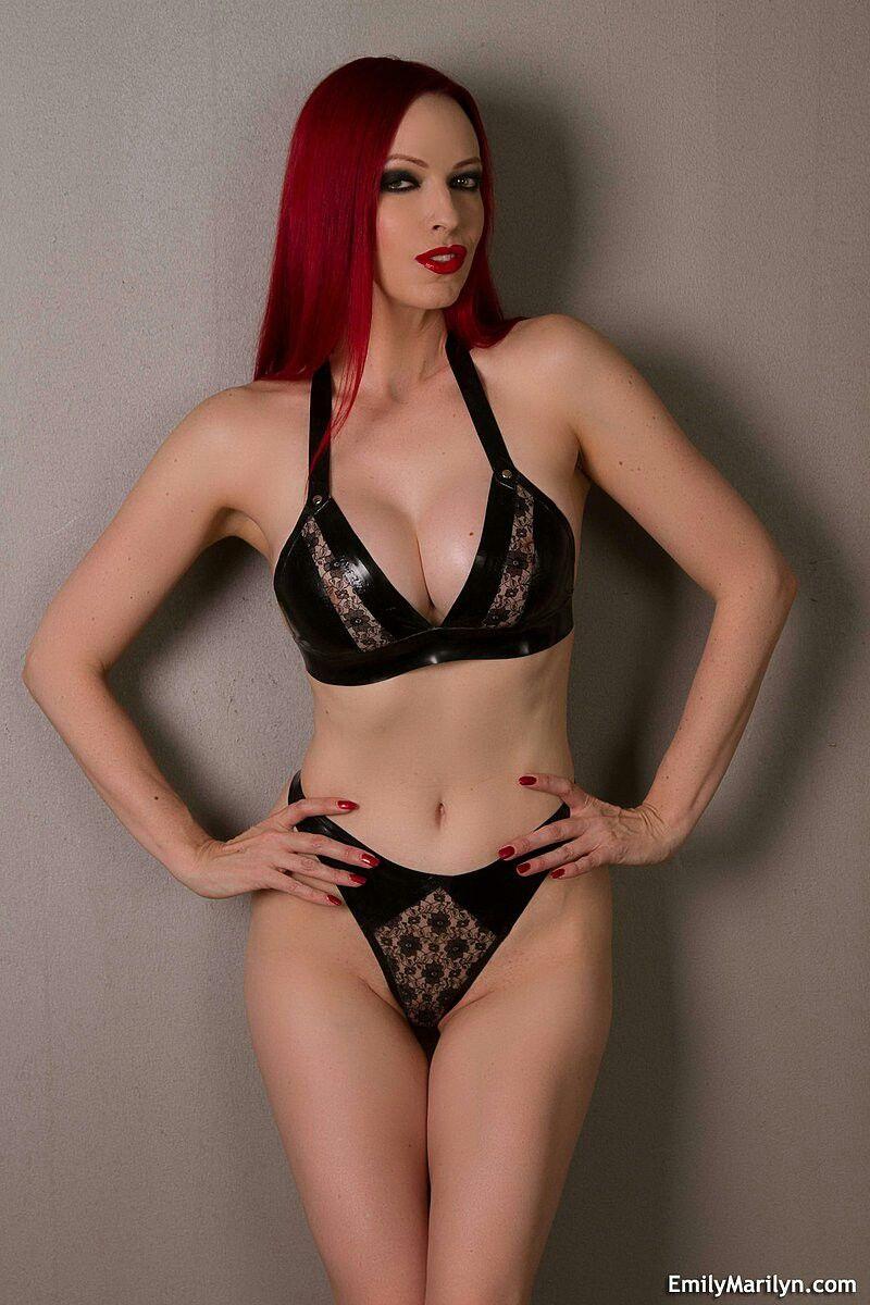 bba7b21be2 Emily marilyn black latex bikini emily marilyn emily marilyn jpg 800x1200  Latex bikini black