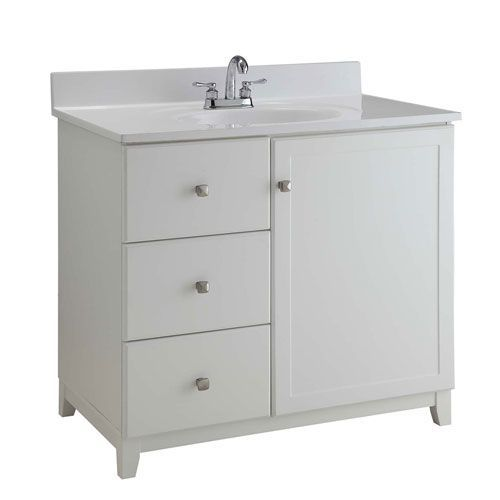 Design House Furniture Style Vanity Cabinet 30 Inches By 21