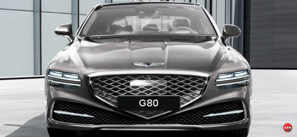 Next Gen Genesis G80 Rendered In 2020 Hyundai Genesis Car Hyundai Motor