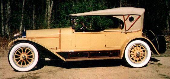 1917 Locomobile