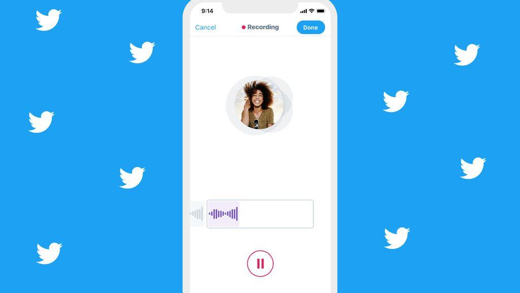 Twitter Estrena Los Tweets De Voz En La App Para Ios Ya Puedes Expresarte Con Audios De 140 Segundos Apps Apps Ios La Voz