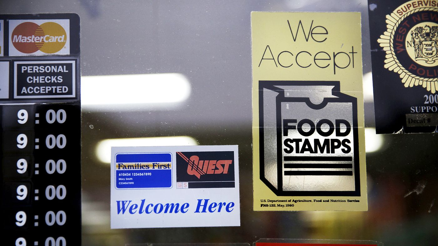 In defense of food stamps why the white house sings snap