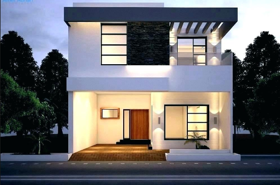 House Designs Front Side Latest House Designs House Front Design Modern House Plans