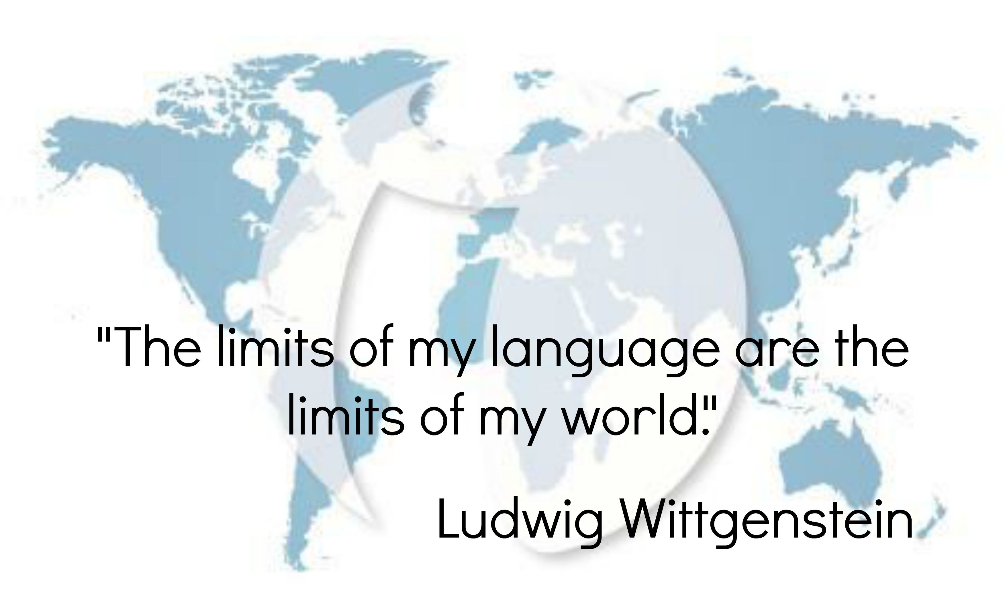 #frase #cita #quote #LudwigWittgenstein  The limits of my language are the limits of my world.