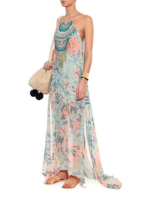 Camilla Garden of Dreams maxi dress