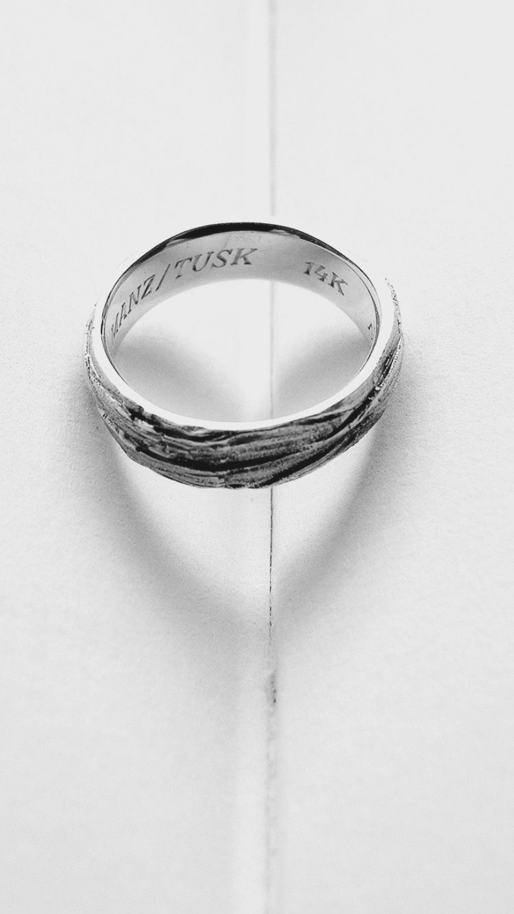 Grassland ring by Gustav Manz. A portion of each ring sale goes to support Tusk's programs to keep Africa's wildlife safe. gustavmanz.com