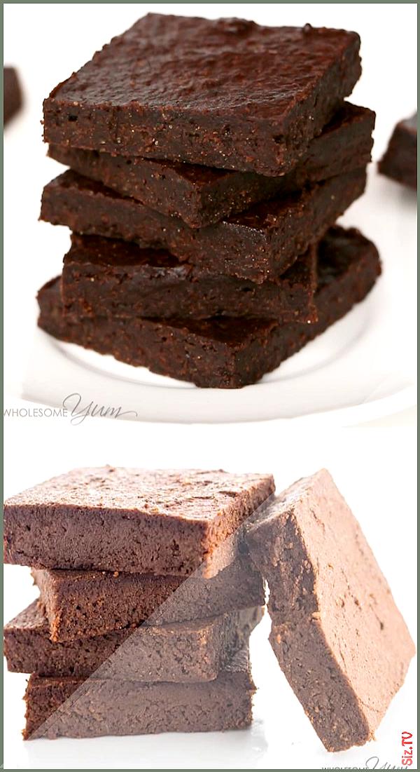 The Best Chocolate Avocado Brownies Recipe Healthy 038 Fudgy The Best Chocolate Avocado Brownies R
