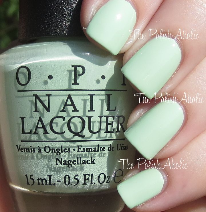 The PolishAholic: OPI Spring 2015 Hawaii Collection Swatches ...