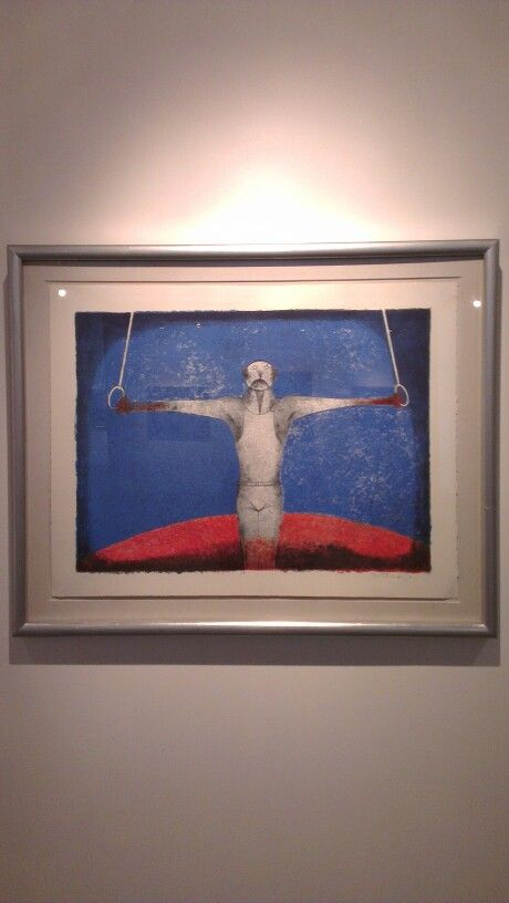 Iron Cross - Rufino Tamayo
