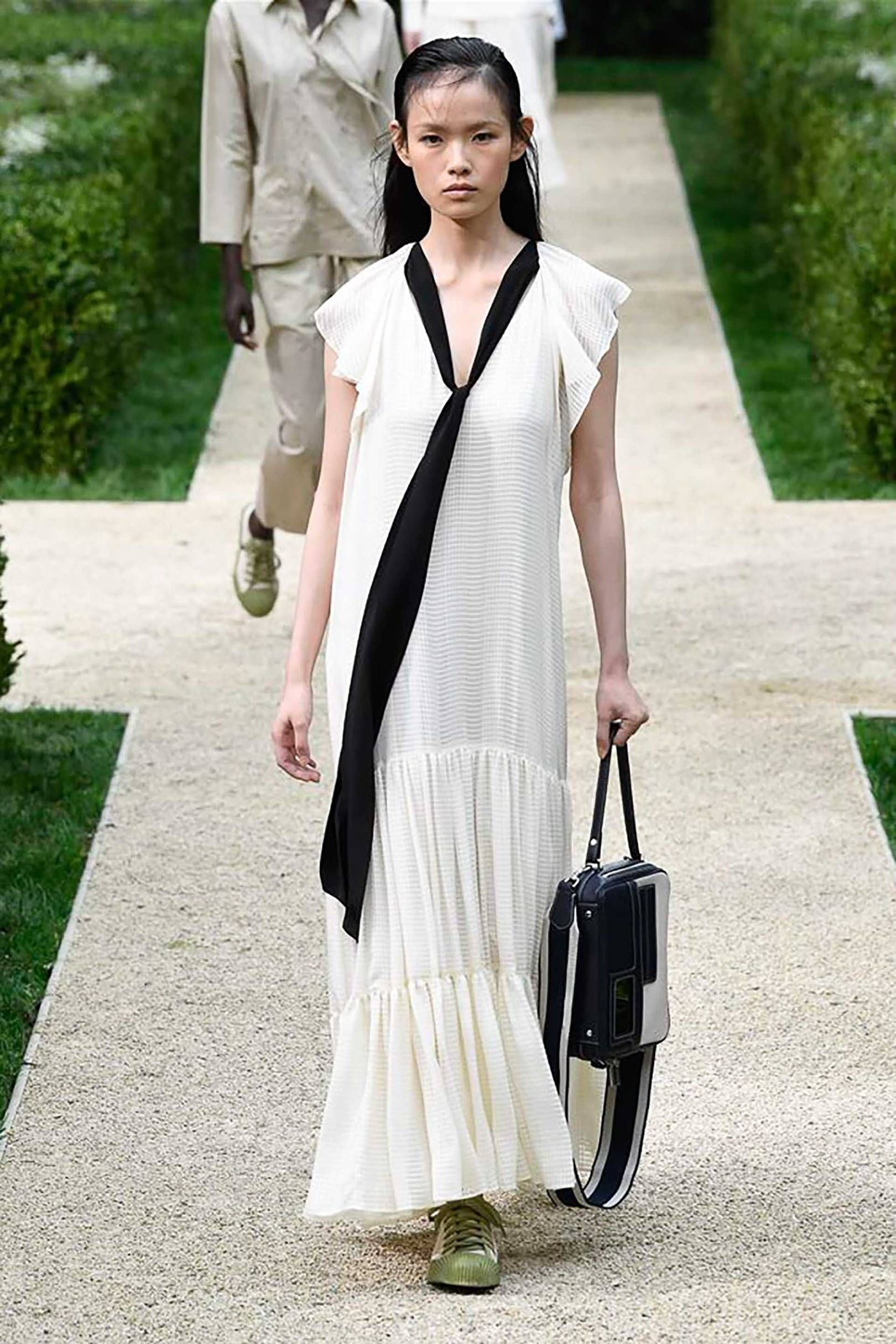 c24087bc4d89 Tory Burch Spring/Summer 2019 Ready-To-Wear | Best from SS2019 ...