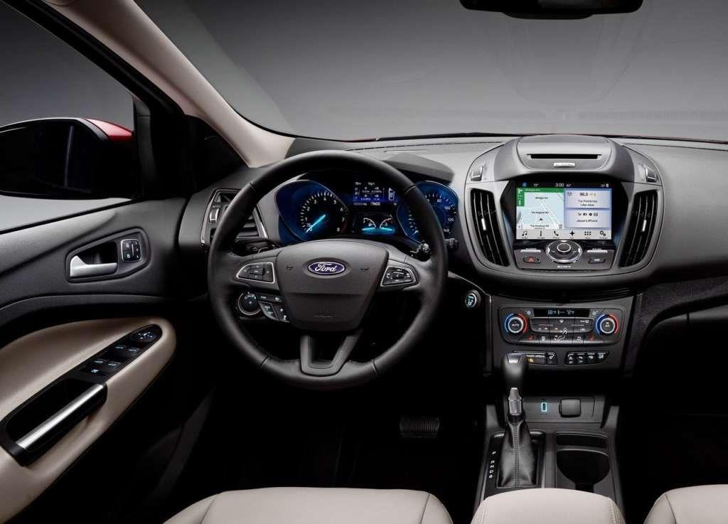 2019 Ford Escape Interior Ford Escape 2017 Ford Escape Ford