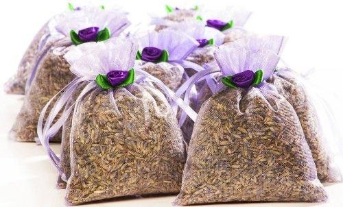 Zziggysgal French Lavender Sachets in Beautiful Gift-ready Packaging.