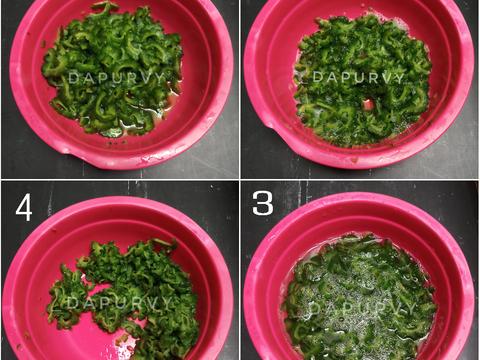 Resep Pare Nenek Tips Supaya Pare Tidak Pahit Oleh Dapurvy Resep Resep Makanan Sayuran