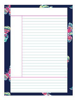 Free Note Taking Printable Love This  Follow For Free Too