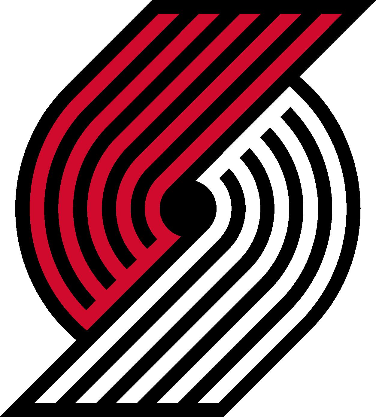 "Image result for portland trail blazers logo transparent"""